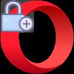 Как поставить пароль на Opera