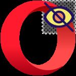 Как убрать экспресс-панель в Опере