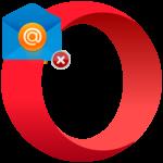 Как убрать поиск Mail.ru из Opera