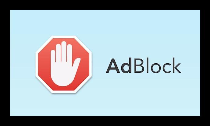 Картинка AdBlock для Opera