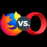 Что лучше: Opera или Mozilla Firefox