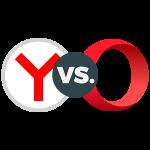 Что лучше: Опера или Яндекс Браузер