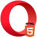 HTML5 Video Player для браузера Opera