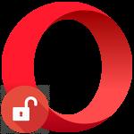 Как открыть заблокированный сайт в Опере