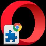 Как установить расширение Chrome в Opera