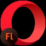 Adobe Flash Player для Opera