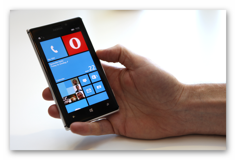 Opera Mobile для Windows Mobile