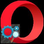Как изменить поисковую систему в Опере