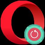 Как сбросить настройки браузера Opera