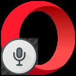 Как включить микрофон в Опере