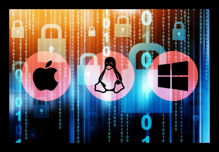 Картинка Windows, Mac OS и Linux