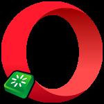 Как перезагрузить браузер Опера