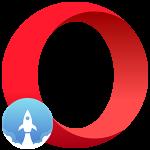 Как ускорить браузер Opera