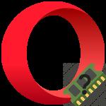Что значит «Недостаточно памяти» в браузере Опера