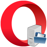 Кэш браузера Опера